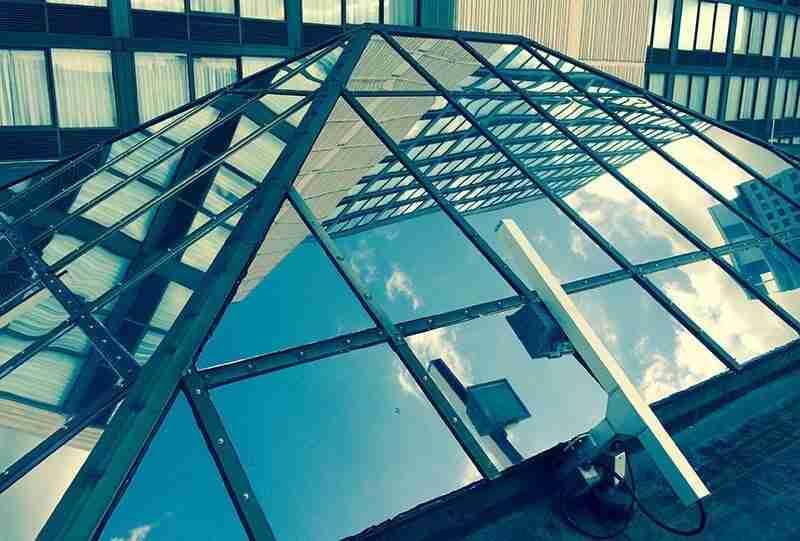 Energy Savings Commercial Window Film 4