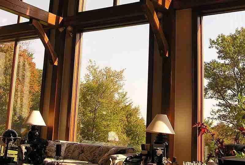 Energy Savings Residential Window Film 4