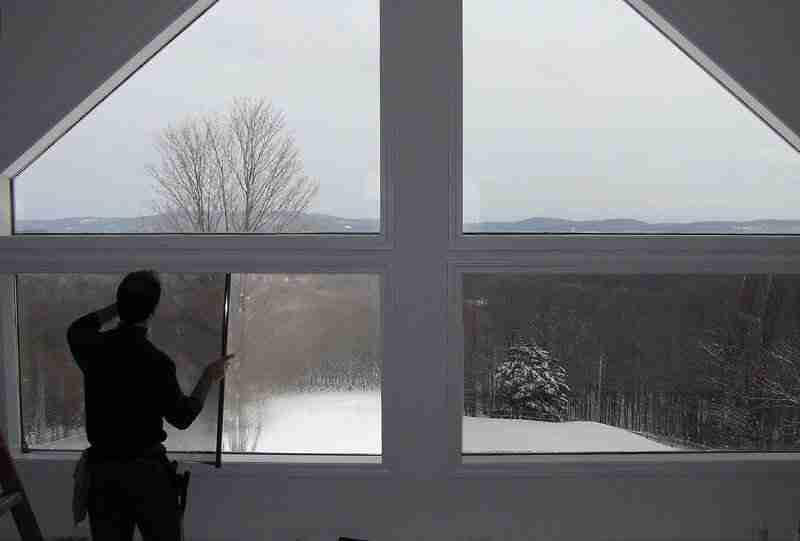 Energy Savings Residential Window Film 6